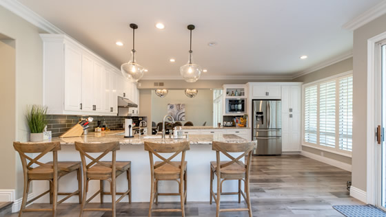 Kitchen Remodeling installed by Austell Home Improvement